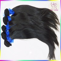 Large-Scale Hair Products Wholesale Market Top Quality Remy Hair Indian Human Virgin Hair Straight Bundles Free Shipping PayPal