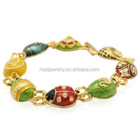Fashion design bracelet bead and charm bracelets