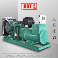320kw electric generator for sale with Volvo penta engine