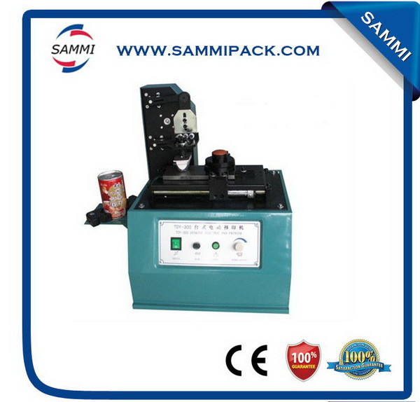 tdy-300 Auto/manual closed cup pad printer printing machine