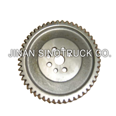 SINOTRUK HOWO Engine Spare Parts Vg14050053 Camshaft Timing Gear For Sale
