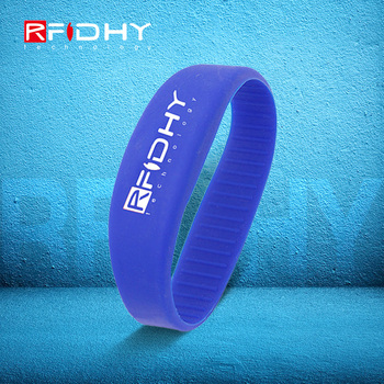 HYWGJ01 Best Selling Wristband Exporter Customized Printing RFID Wristbands