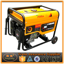 Home Use 1Kw Portable Mini Gasoline Generator With Best Service