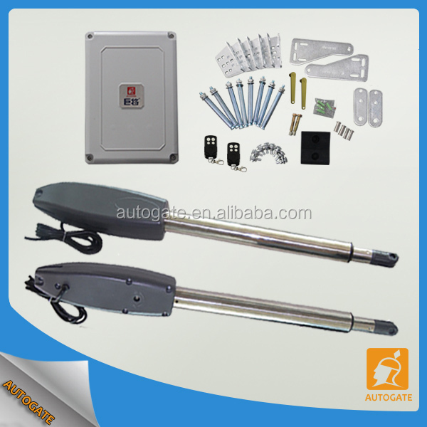 Automation actuator type solar swing gate openers