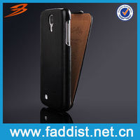 hot selling PU leather cae for Samsung Galaxy S4 i9500 case