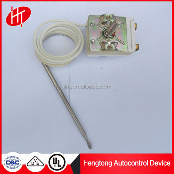 High quality WYF series combined capillary thermostat for water heaters