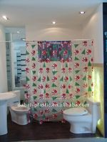 PEVA/EVA/PVC pringted shower curtain film