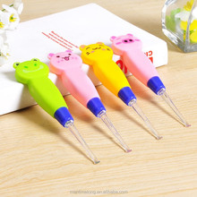 Luminous LED Cartoon ear cleaning ear cleaning devices tweezer