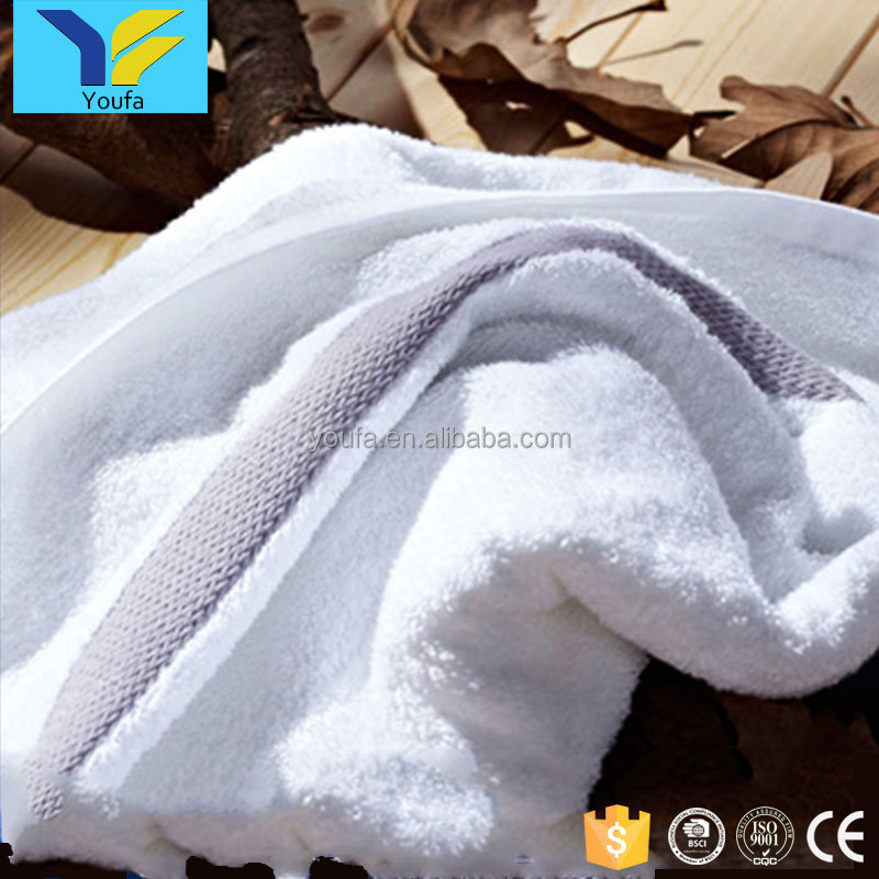 wholesale jacquard terry cloth cotton usa towel manufacturers for bathroom