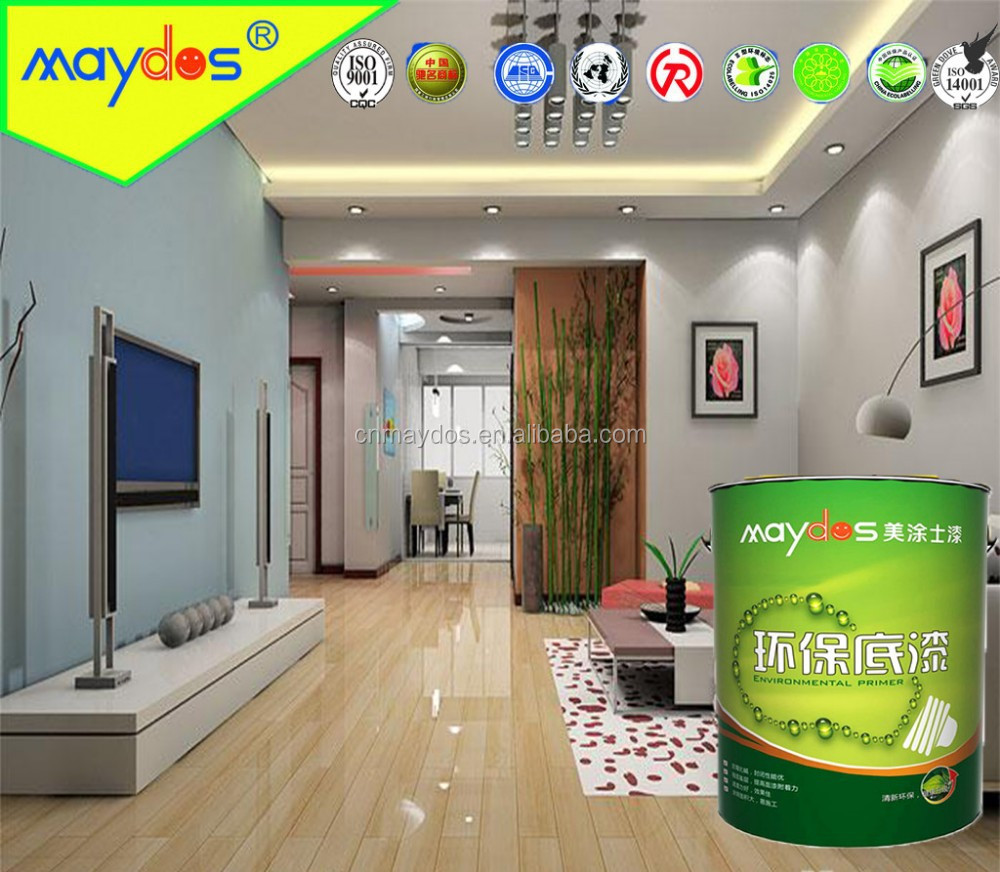 Maydos Super permeability Anti-alkali Interior White Wall Primer