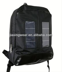 Fashion perfect solar power charging bags for outdoor emergency charge