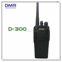 Handheld dmr two way radio D300