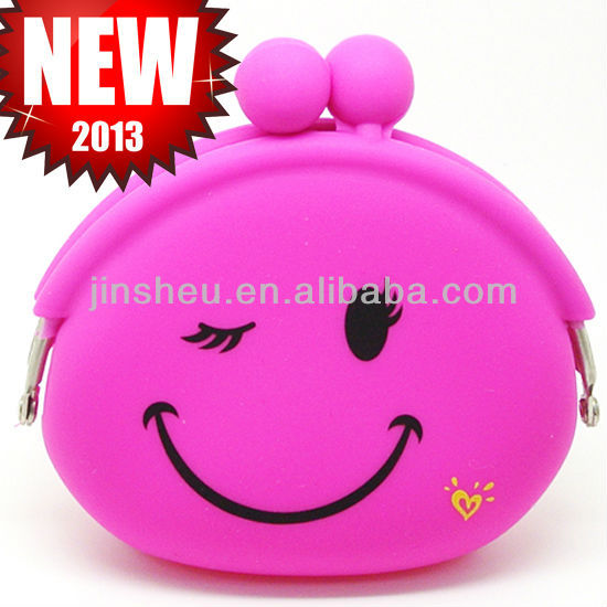 Popular colorful waterproof fashion shopping handbags silicone