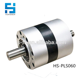 HS-PLS060 electric motor gearbox