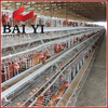 Design Galvanized Battery Layer Chicken Cage System