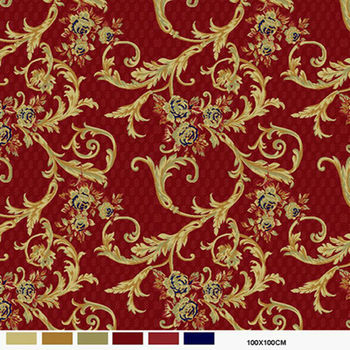 Wilton carpets patterned carpet vidalondon for Patterned wall to wall carpeting