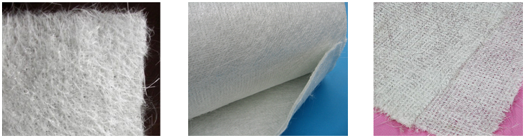 E-glass stitched chopped strand fiberglass mat for tubes and boats