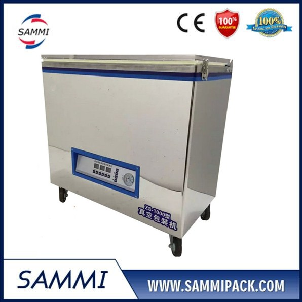 New arrival ZS-1000 Seafood,vegetable,beef,spiced duck,sausage,pot-stewed chickenVacuum Sealing Machine Easy Operation