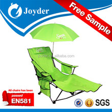 beach chair reclining cheap lightweight lounge aluminum folding beach chair with sun canopy