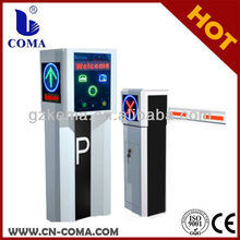 COMA automatic underground parking guidance system