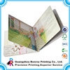 5 x 5 inch Square cardboard book for children
