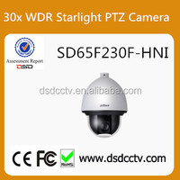 Dahua waterproof 30x WDR Starlight Network PTZ Camera SD65F230F-HNI