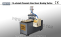 Full Automatic Pneumatic Glass Mosaic Breaking Machine