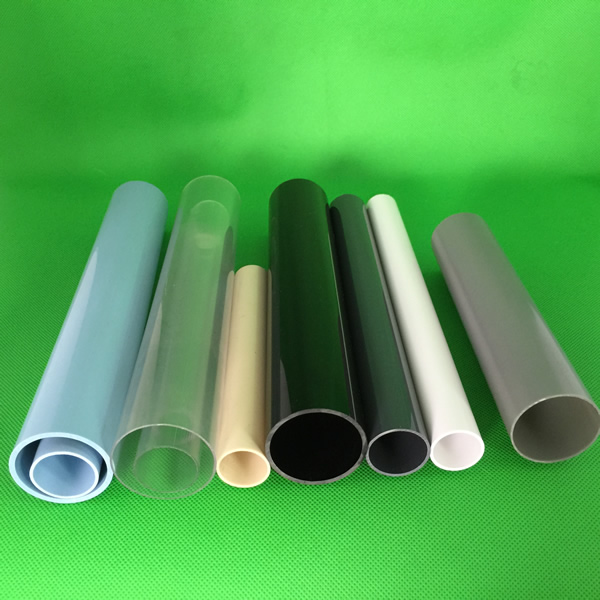 Wholesale Colored plastic Polycarbonate/PMMA pipe