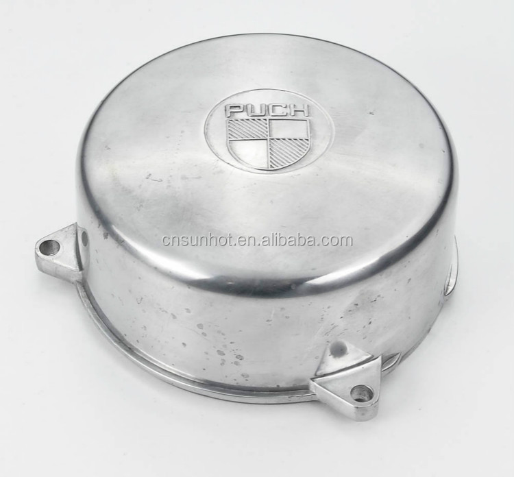 OEM high pressure Zinc die cast cover part
