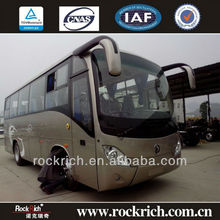 Dongfeng Brand 8.3 meter Tourist Luxury Airport Passenger Bus For Sale