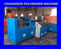 Factory manufacture granulator plastic scrap grinder machine/plastic recycle grinder crusher