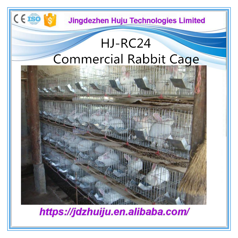China supply the high qulity with the best price rabbit cages in kenya farm