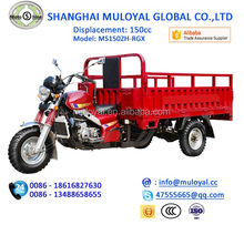 ISO Certificate Heavy Load Three Wheels Cargo Tricycle Motor Cycle