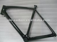 light weight carbon road bike frame 2012 with fork ,seat post and headsets