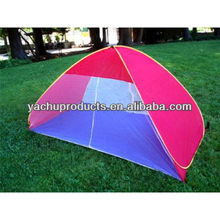 Double Layers and Fiberglass Pole Material large luxury camping tent