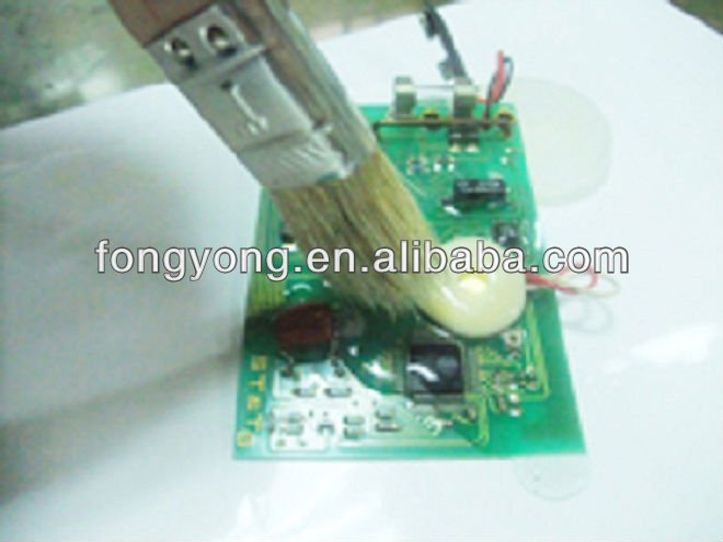 One component acrylic PCB conformal coating compounds resin adhesive glue for electronic