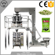 Automatic Wasabi Peas Packing Machine