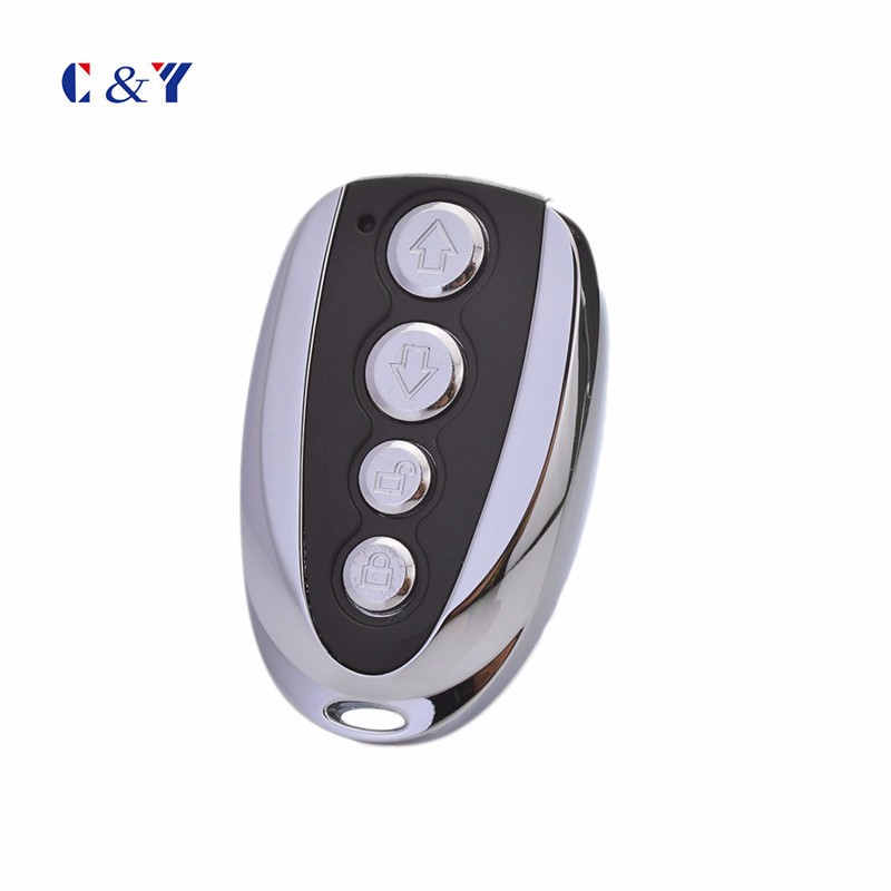 Copy Fixed code sc2262 and Learning code ev1527 DC12V Universal Copy Remote Control Garage CY003