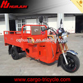 Cargo tricycle 200cc 151 displacement and ccc certification