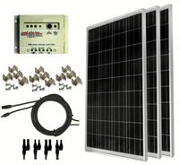 NEW Arrival Flexible balcony hanging solar power system