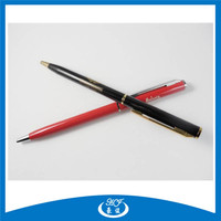 Factory Directly Sale Metal Ball Pen for Promotion,Hotel Metal Ball Pen
