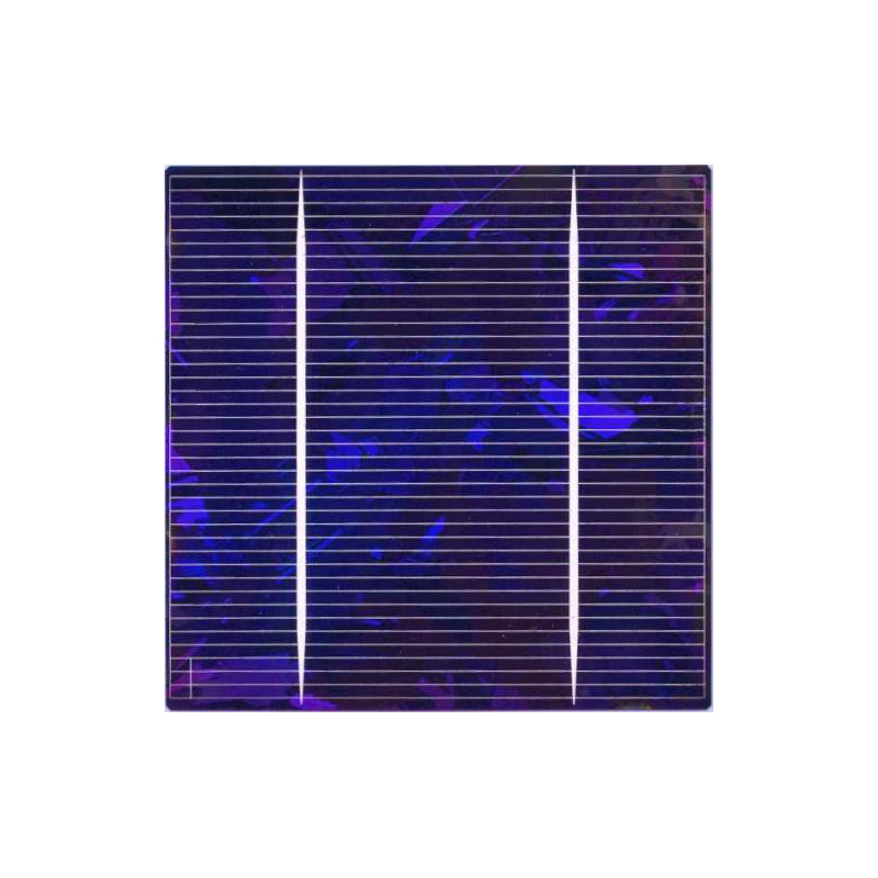 Polycrystalline silicon solar cell 125/156mm