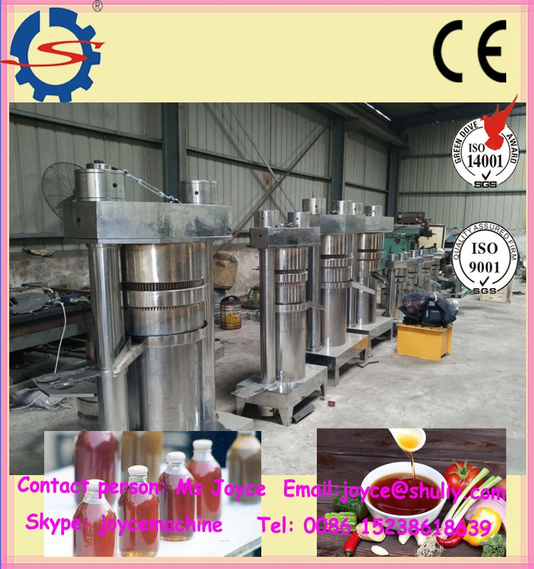 HOT SELLING!!! Hydraulic sesame Oil press machine