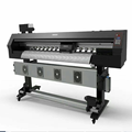Large format dtg flex banner eco solvent inkjet printer