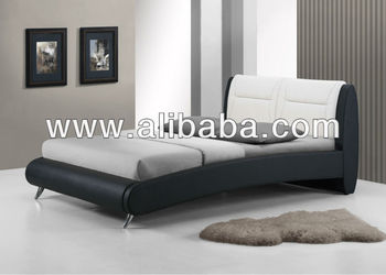 Faux Leather PU Bed / Bedroom Furniture / Allegro Bed