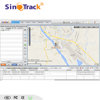 gps tracker vehicle software supports google earth