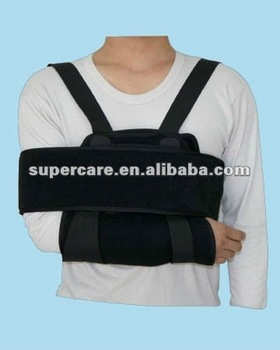 Shoulder sling,immobilizing arm sling