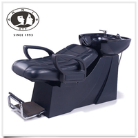 DTY china supplier salon equipment deluxe elegant design shampoo chair kingshadow hair salon furniture