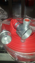 Double PVC Jacket fire hose