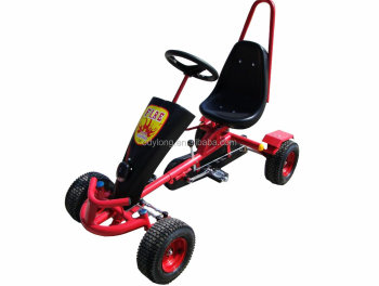 Hot sale 4 wheels Bicycle /pedal go kart for adult